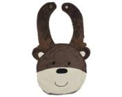 3d Kids Baby Girl Boy Toddler Bibs Cute Cartoon Deer Soft Saliva Towel