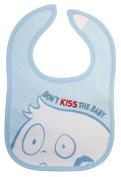 Baby bib - DKTB Blue Kawaii Bib