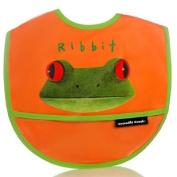 Crocodile Creek - Frog Bib