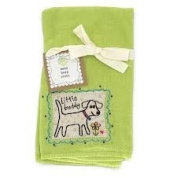 Little Buddy Burp Cloth by Natural Life