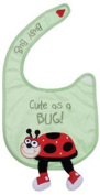 Busy Bug Snuggle Bib