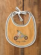 Easy Rider Baby Bib By Natural Life