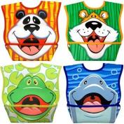 Dex Dura Bib - Big Mouth - Frog