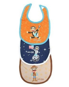 Paul Frank Make Believe Bib Set