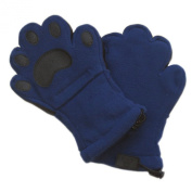 Bearhands Mittens Navy/Youth