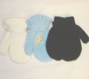 Set of Two Pairs one Size Magic Mittens