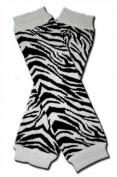 ZEBRA Baby Leggings/Leggies/Leg Warmers for Cloth Nappies - UNISEX & ONE SIZE