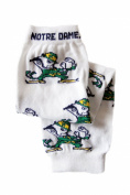Licenced Notre Dame Baby & Kids Leg & Arm Warmers