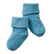 Baby Soy Signature Solid Socks - Ocean - 0-6 months