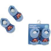 Gerber Baby Boy Bootie Socks 0-6 Months