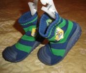 Pre-walk Boys' Skidders -Navy Size 0-3 Months