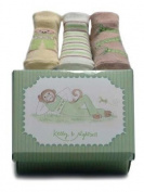 Kelly B. Rightsell Pickles Designs Sock Set, Mac Monkey