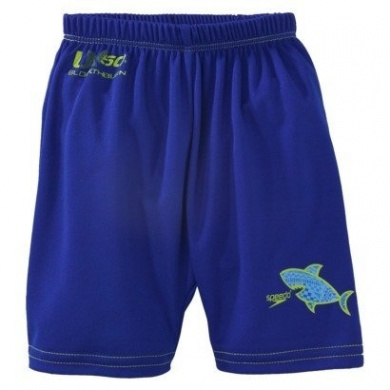 Speedo Kids UV Swim Nappy - Blue - Small
