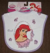 Disney Princess Little Mermaid Ariel Toddler Feeder Bib Baby
