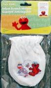 Sesame Street Infant Scratch Mittens