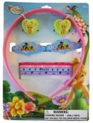 Fairies Disney 9 Pc Hair Accessory Set- 913414
