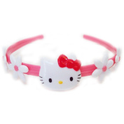Hello Kitty Flower Hair Band for Little Girl