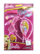 Pink Barbie Hair Accessory Kit - Girls Hair Accessories