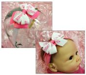 Funny Girl Big Sister/Little Sister Matching Headband Gift Set