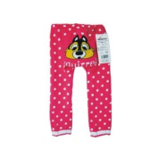 Wrapables Baby & Toddler Leggings, Squirrel and Polka Dots - 24 to 36 Months