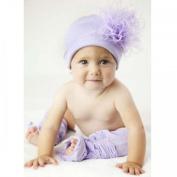 Baby Lilac Kisses Legruffle Leg Warmers By Huggalugs