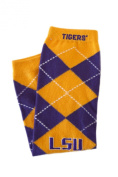 Licenced LSU Baby & Kids Leg & Arm Warmers - Argyle