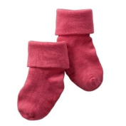 Soy Soft Signature Solid Socks - 6-12m Blossom
