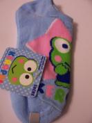 Keroppi Ankle Sock ~ Size 7-9