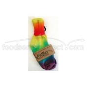 Maggie's Functional Organics Children's Socks Toddler Tie Dye Anklets 217309