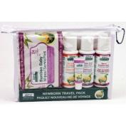Newborn Traveller Kit by Aleva Naturals