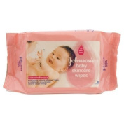 Johnsons Baby Skincare Wipes 20sheets
