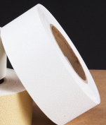 Safe Way Traction 2.5cm X 60' Foot Roll White Adhesive Vinyl Anti Slip Non Skid Safety Tape for Bath Tub