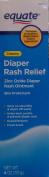 Equate Nappy Rash Relief Cream 120ml. Desitin Rapid Relief