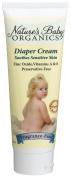 Nature's Baby Organics - Organic Nappy Ointment Fragrance Free, 120ml cream