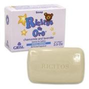 Grisi Ricitos de Oro Hypoallergenic Chamomile & Lavender Bath Soap - 100ml
