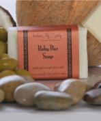 Nurture My Body Fragrance Free Organic Baby Bar Soap SLS and Phthalate Free