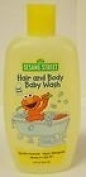 Sesame Street Hair and Body Baby Wash, Hypoallergenic, 300ml