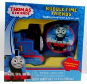 Thomas & Friends Bubble Time Friends Bubbling Body Wash & Wash Mitt
