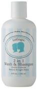 TotLogic 5.1cm 1 Body Wash & Shampoo - Sulphate free, Phthalate, Paraben, DEA, Formaldehyde, & PEG Free