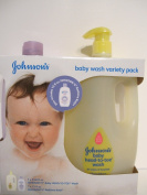 Johnson's® Head-to-toe® Baby Wash And Johnson's® Bedtime® Bath Combo Pack
