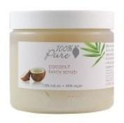 100% Pure Body Scrub - Coconut Body Scrubs