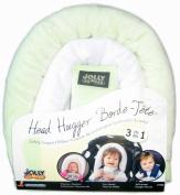 Jolly Jumper Head Hugger Baby Head Support 7.6cm 1 Pillow - Sage