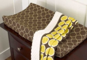 Cocalo Couture Cyprus Changing Pad Cover