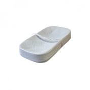 LA Baby 4 Sided Changing Pad 76.2cm , White
