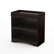 South Shore Angel Collection Changing Table, Espresso