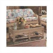 South Sea Rattan 1444 1400 Bermuda Coffee Table Finish