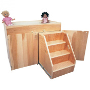 Deluxe Changing Table w Steps