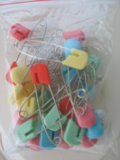 36 Pc Full Size Nappy Pins