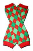 Red & Green Argyle