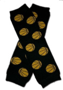 BASKETBALL Baby Leggings/Leggies/Leg Warmers for Cloth Nappies - UNISEX & ONE SIZE by BubuBibi
